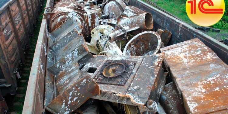 Бухгалтерский учет металлолома
