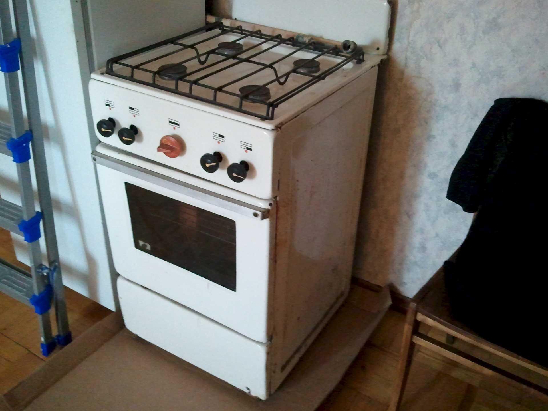 газовая плита на металлолом