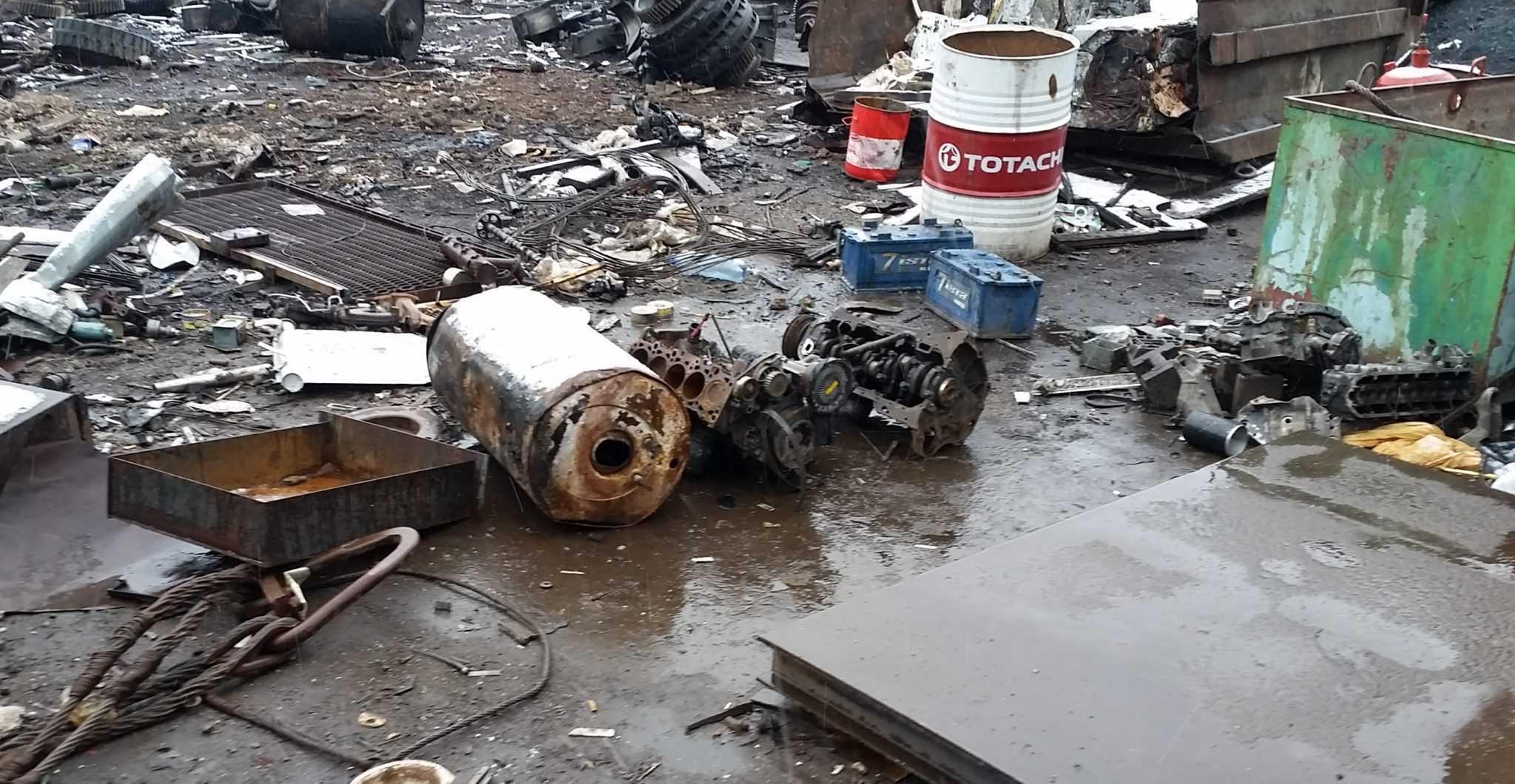 Сдать двигатель на металлолом цена спб прием метала в Заворово