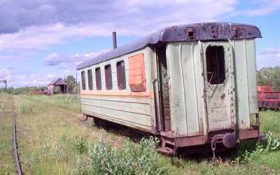 резка вагонов на металлолом
