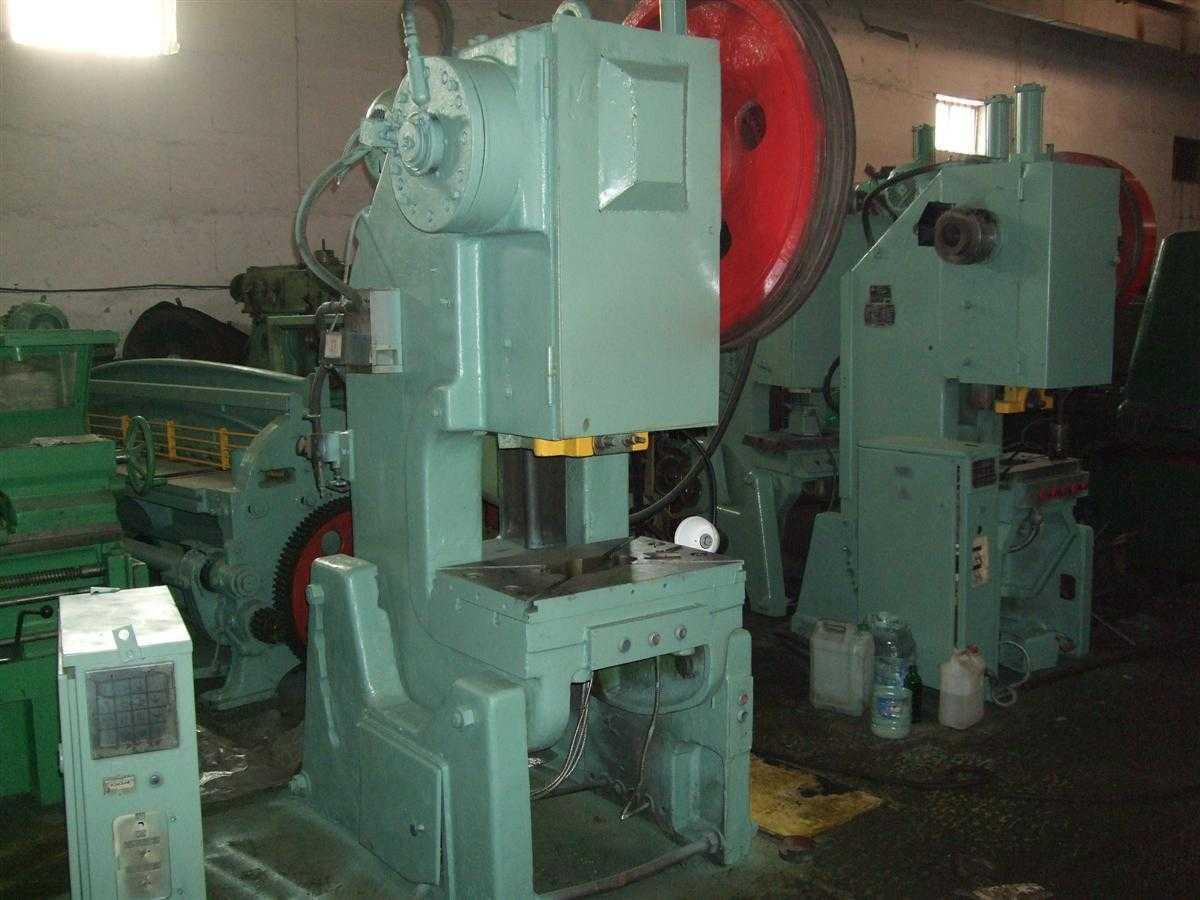 Пресс К2130 на производстве