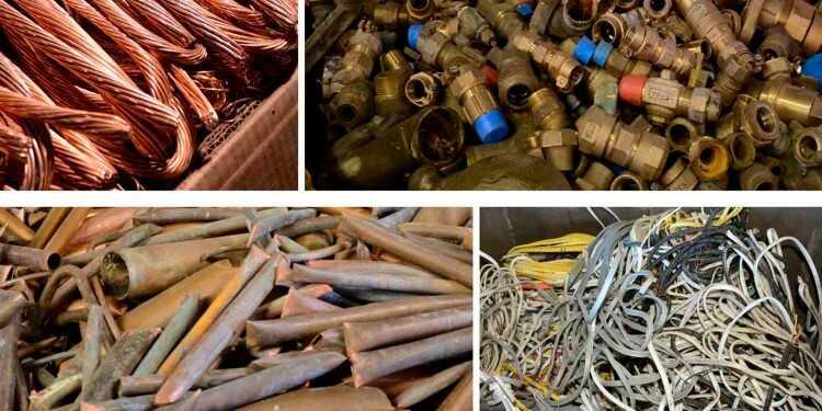 Цветной металлолом в Алабушево металлолом сдать с вывозом химки в Ивантеевка
