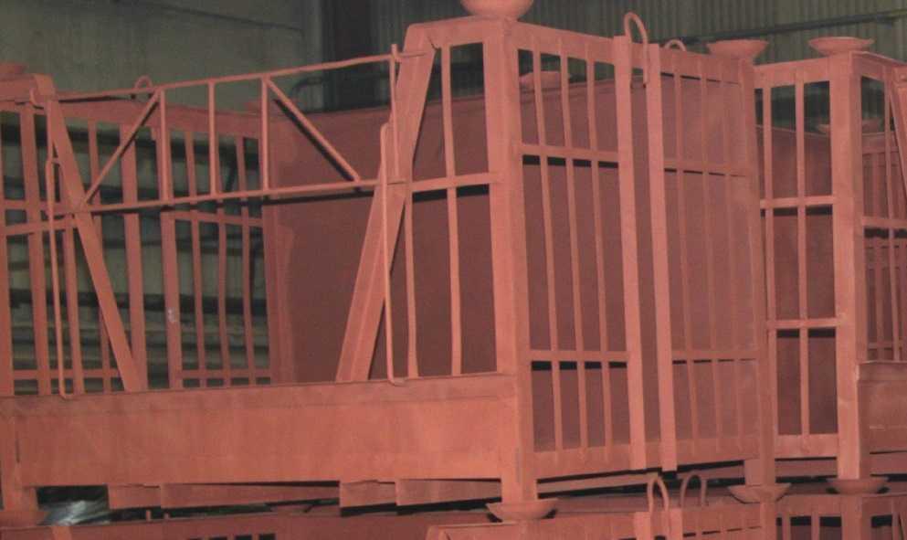 контейнеры открытого типа для металлолома
