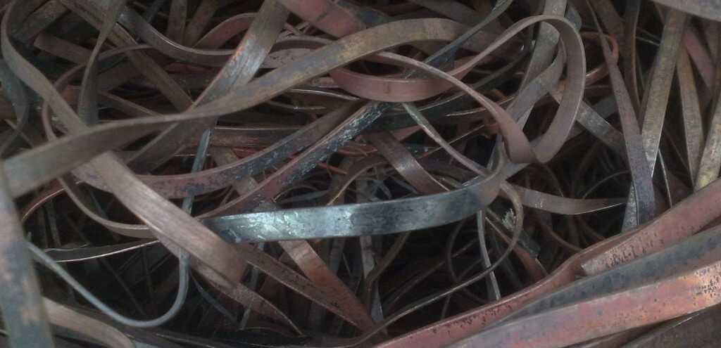 Медная трансформаторная шина