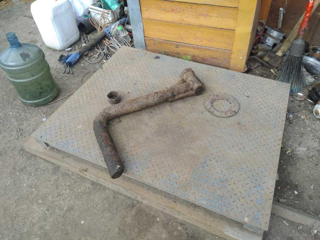айден и выкопан с помощью металлоискателя x-terra 705