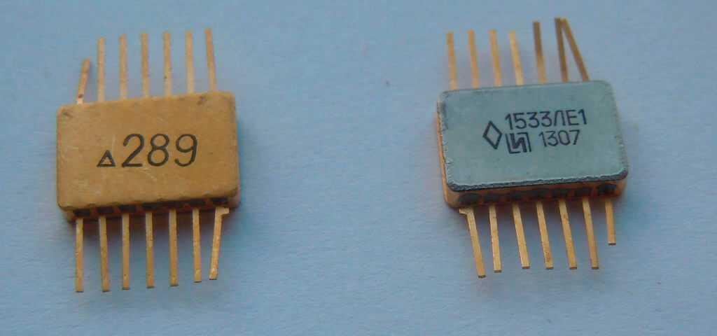 Скупка всех транзисторов