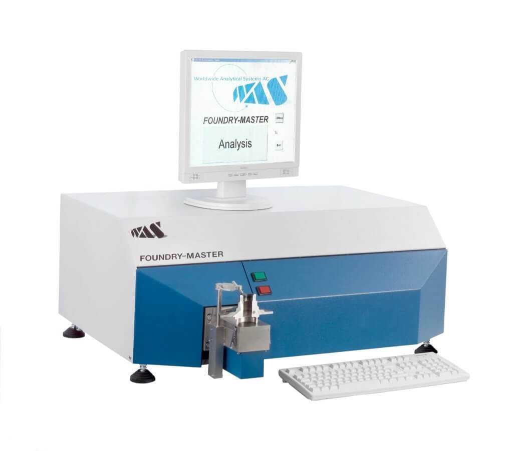 Оптический анализатор металлов