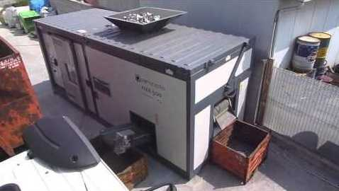 дробление и сепарация электролома