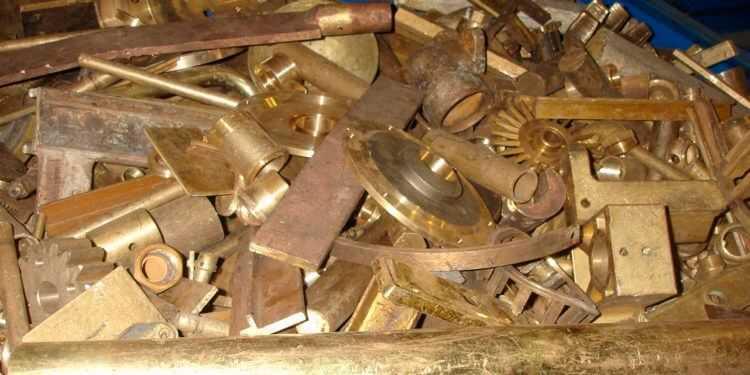 Сдать бронзу в лом цена демонтаж металлоконструкций в Конобеево
