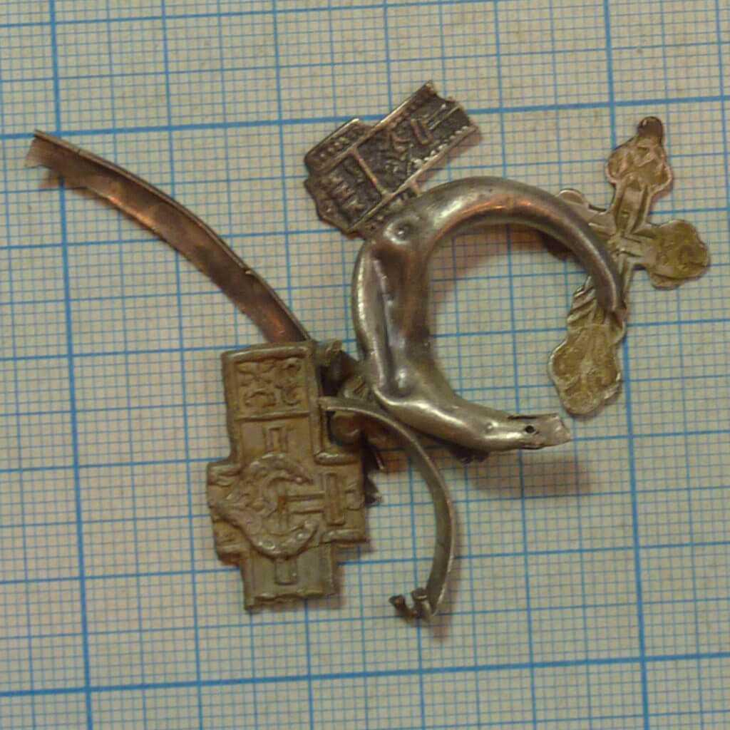 Вышивка крестом с лошадкой 58