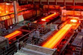 мини сталелитейный завод