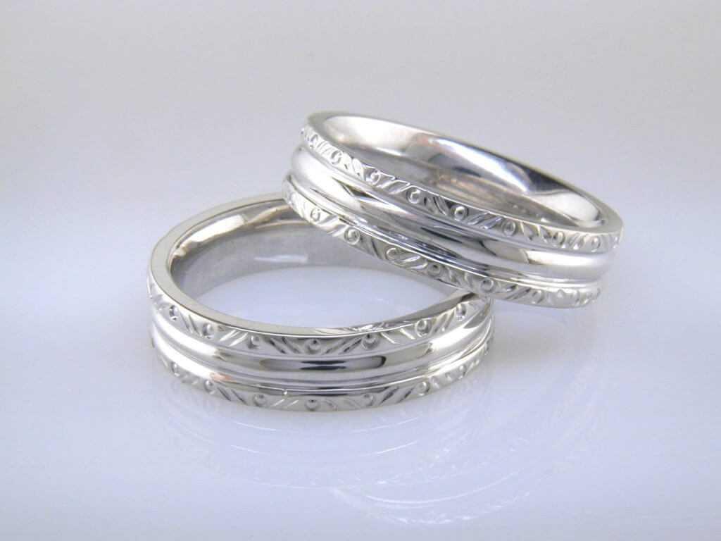 обручальные палладиевые кольца