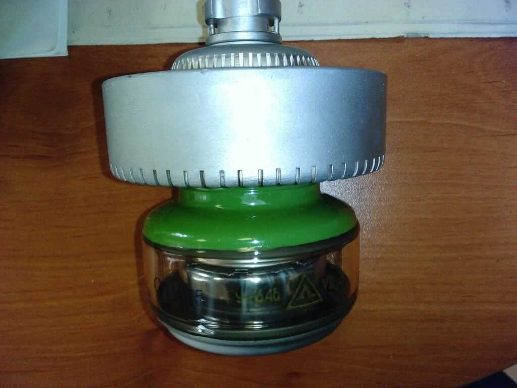 радиолампа ГУ-43Б