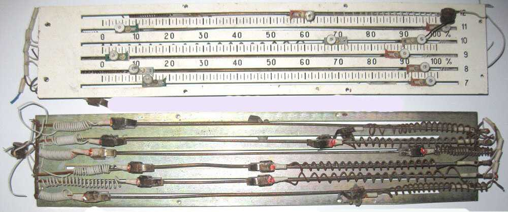 реохорды на металлической основе