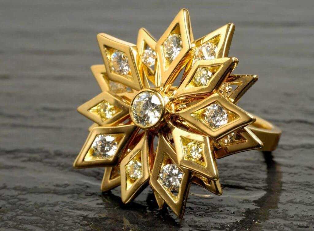 Даже новое золотое украшение, которое покинуло прилавок ювелирного магазина уже является ювелирным ломом