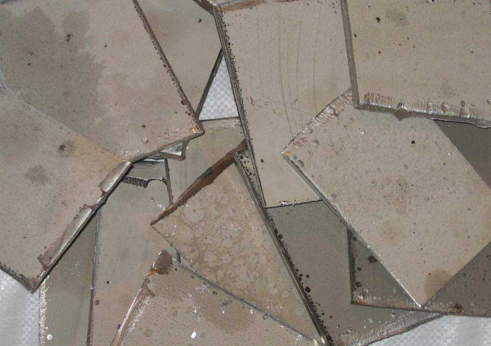 Как определить никель в домашних условиях