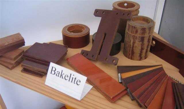 Изделия из бакелитовой смолы, которая применяется для связки шлифзерен