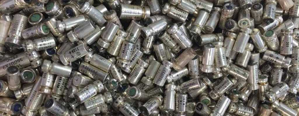 Скупка чип конденсаторов