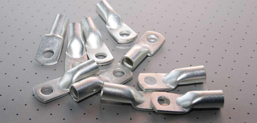 Контакты из олова - чистое олово