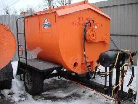 Рециклер для разогрева асфальтового лома