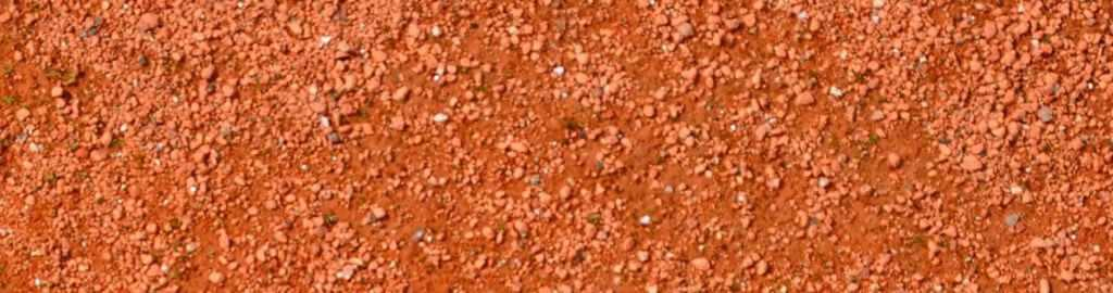 В состав теннисита входит еще песок и порошковая глина