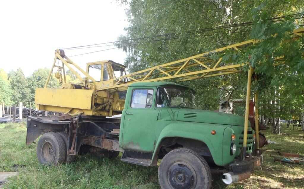 кран ЗИЛ КС-2561