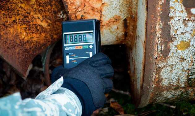 остров радиационный контроль металлолома москва некоторых