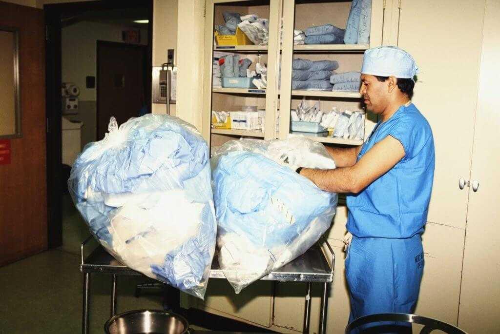 Медицинские отходы класса А - эпидемиологически безопасные отходы
