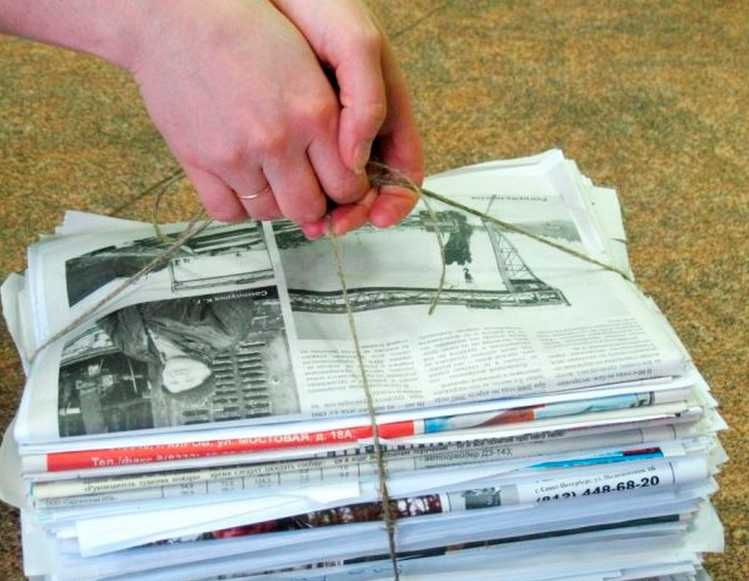 Макулатура по сортам бумаги цена комбинаты макулатура