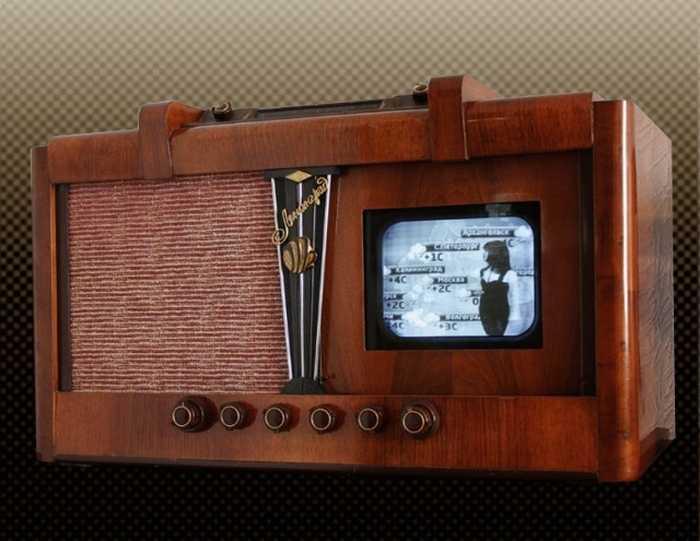 Телевизор Ленинград Т-2