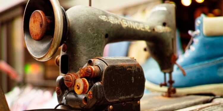 Швейные машинки на металлолом