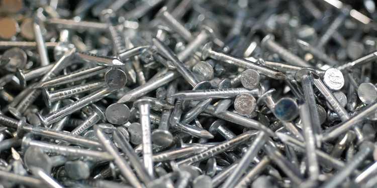 гвозди на металлолом