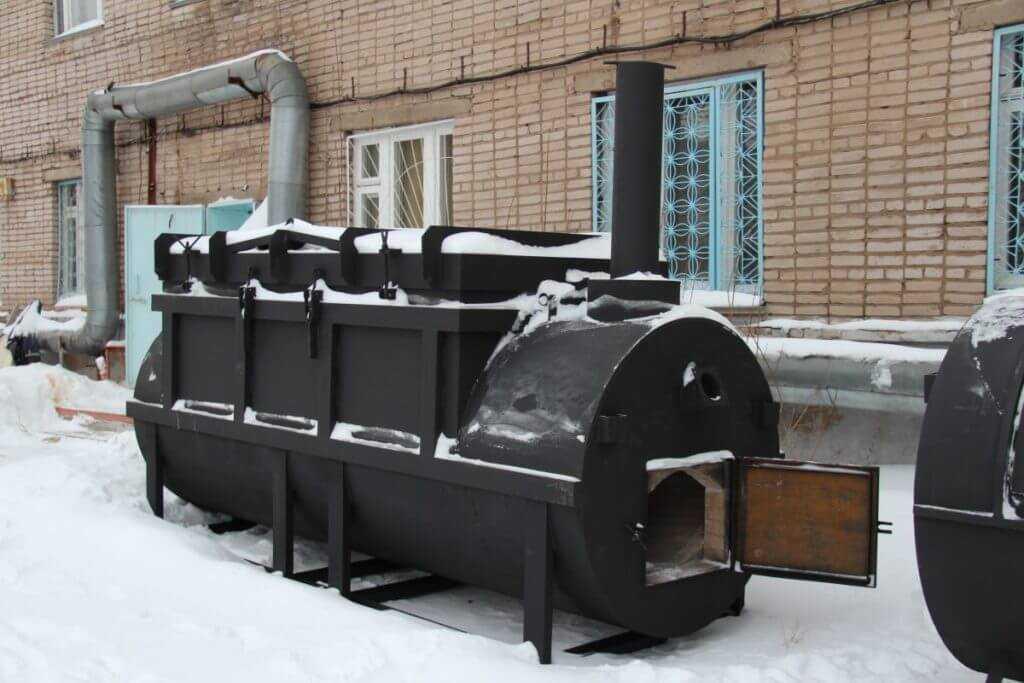 Инсинератор-крематор