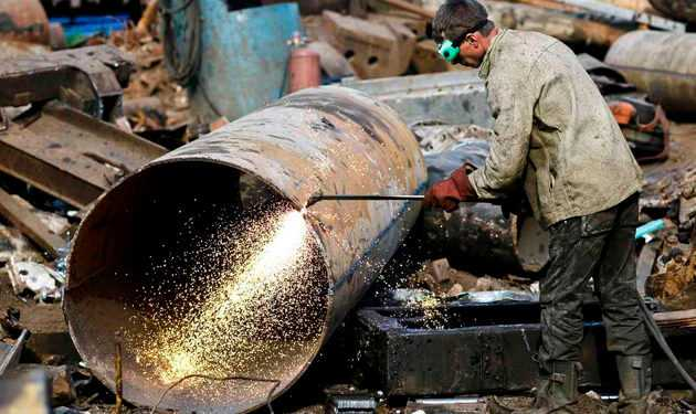 Чем режут металлолом