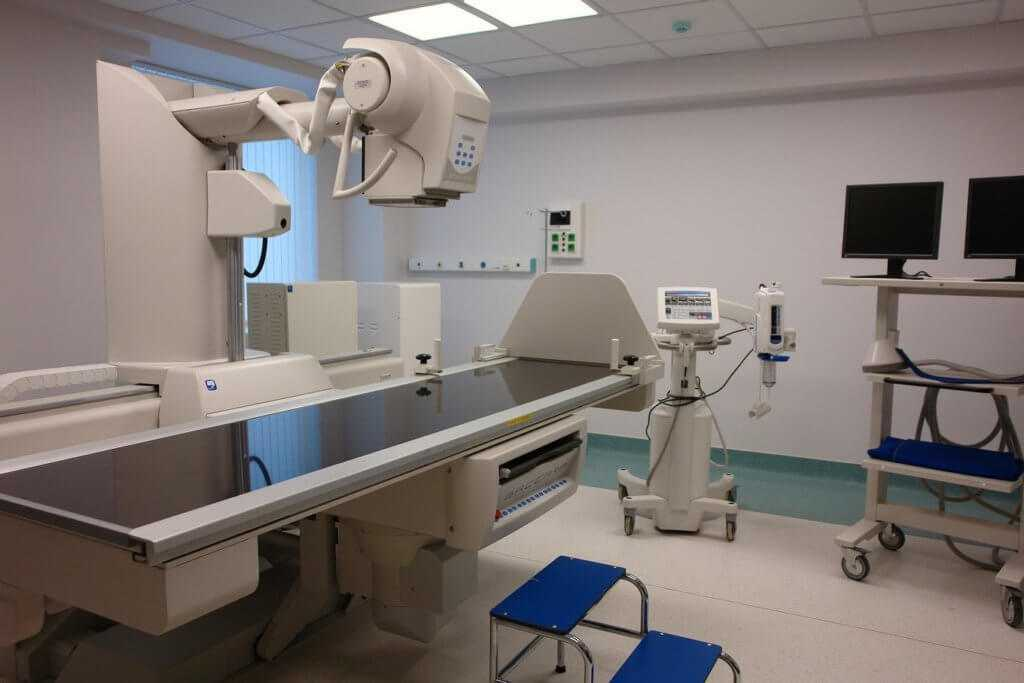 рентгеновская комната