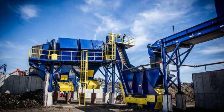 Современные системы утилизации металлолома