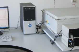 лазерный стационарный спектрометр