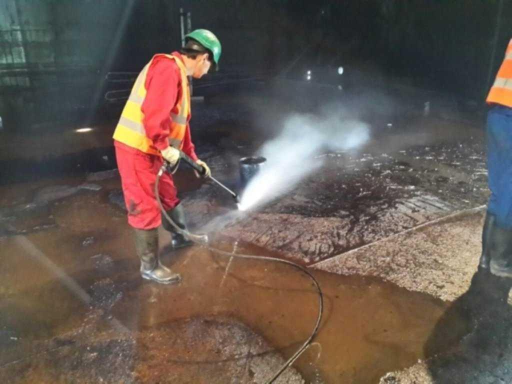 очистка рвс от нефтепродуктов