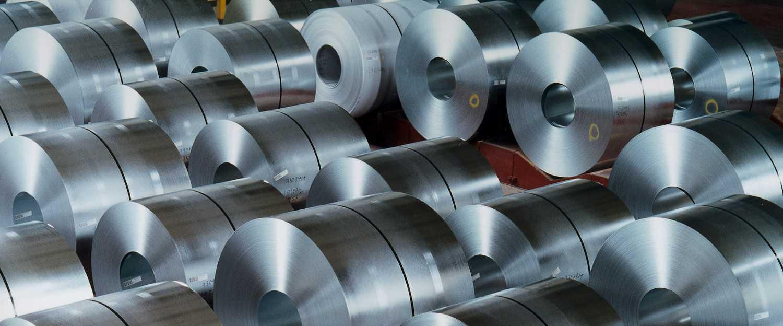 Готовая продукция - рулоны электротехнической стали
