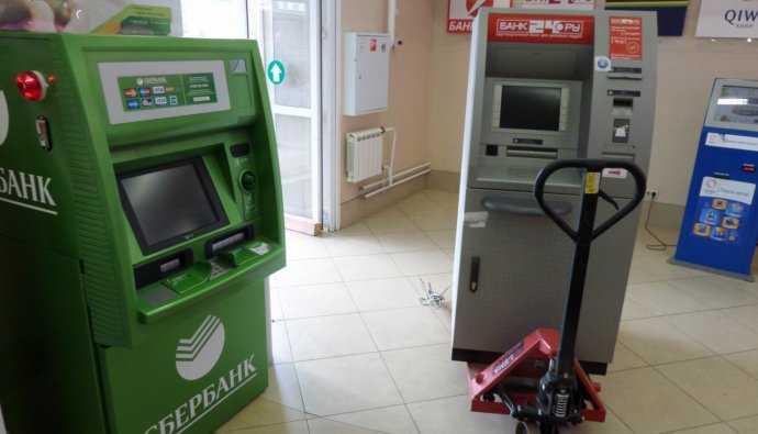 утилизация банкоматов