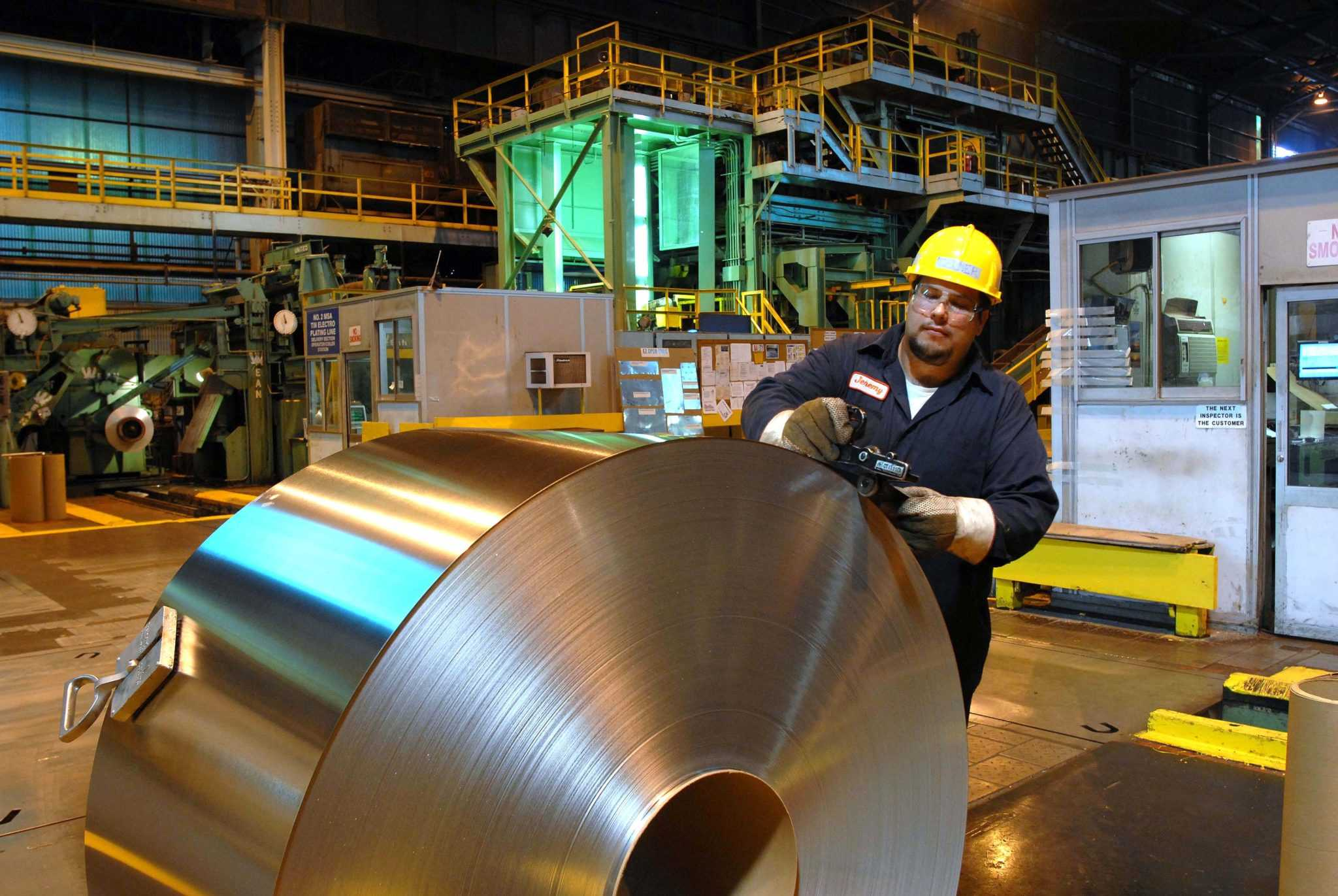 производство луженой стали