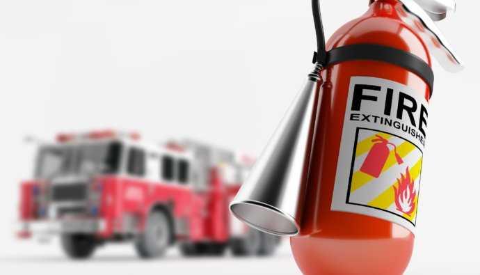 пожарная безопасность на пунктах приема лома