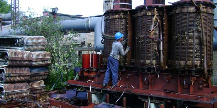 Проект на демонтаж кирпичной дымовой трубы