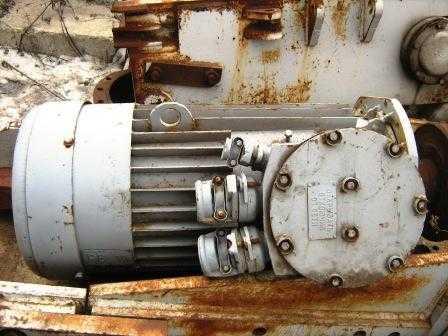 Двигатель ЭДКОФ