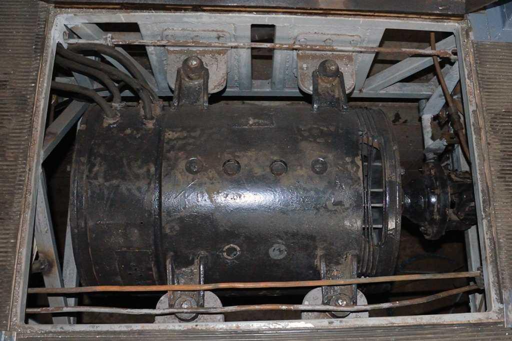 Тяговый двигатель ДК 213