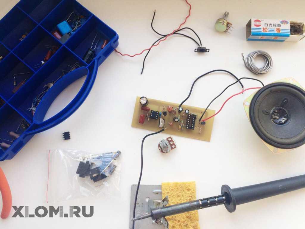 Металлоискатель для начинающего своими руками фото 950
