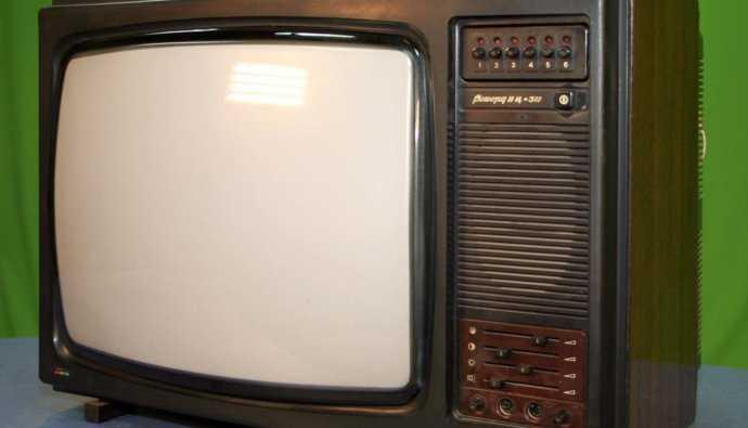 телевизор рекорд 311