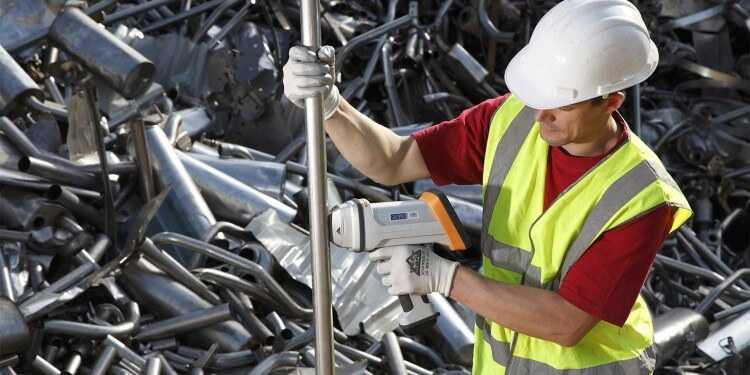 инвентаризация металлолома