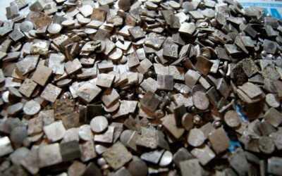 Категории металлолома