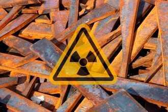 Радиационный контроль металлолома